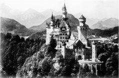 Neuschwanstein Castle (National Archives and Records Administration, College Park, MD)